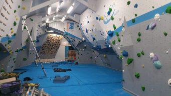 vauxwall climbing