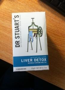 Dr Stuart's Liver Detox Tea