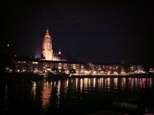 Frankfurt river