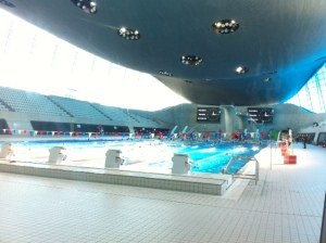 London 2012 Olympic Pool