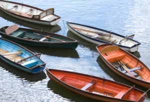 Boats in Richmond