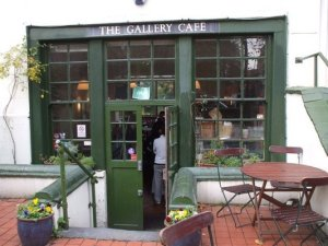 Gallery Cafe, Bethnal Green