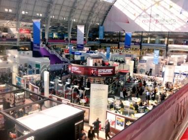 London Book Fair - Kensington Olympia