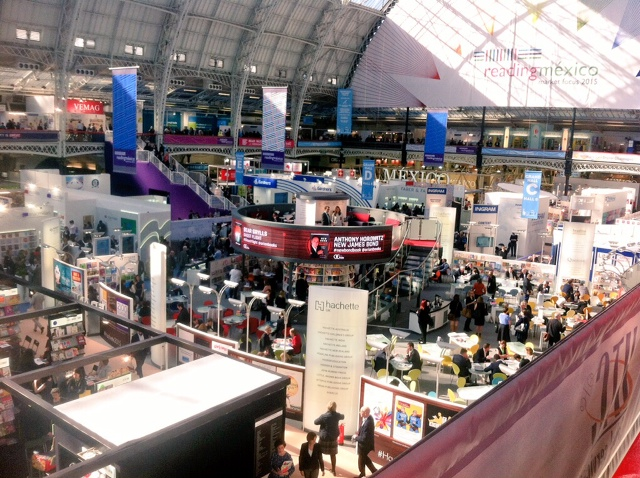 London Book Fair - Kensington Olympia