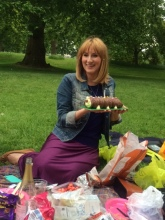 Lou's birthday picnic