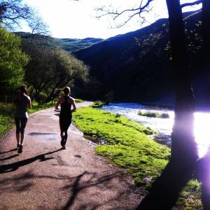 Dovedale run