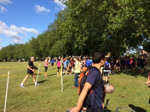 Park run Highbury