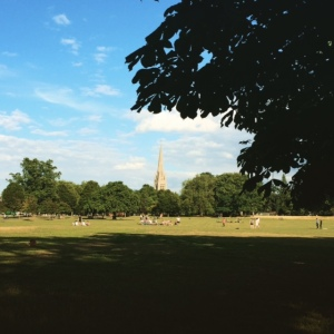 Stroll in Clissold Park