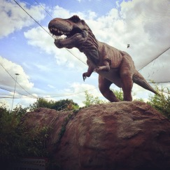 Jurassic Adventure Crazy Golf
