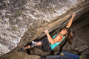 Alex Puccio - one of my massive climbing-celebrity girl crushes!