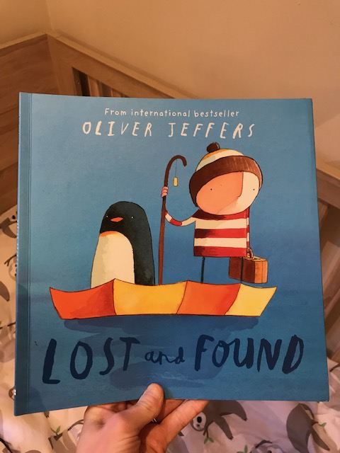 Oliver Jeffers, 'Lost and Found'