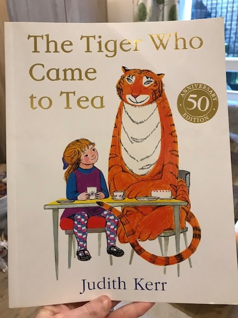 Judith Kerr 'The Tiger Who Came to Tea'