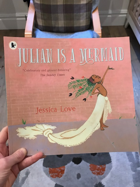 Jessica Love, 'Julian is a Mermaid'