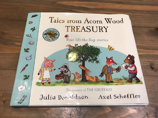 'Tales from the Acorn Wood Treasury'