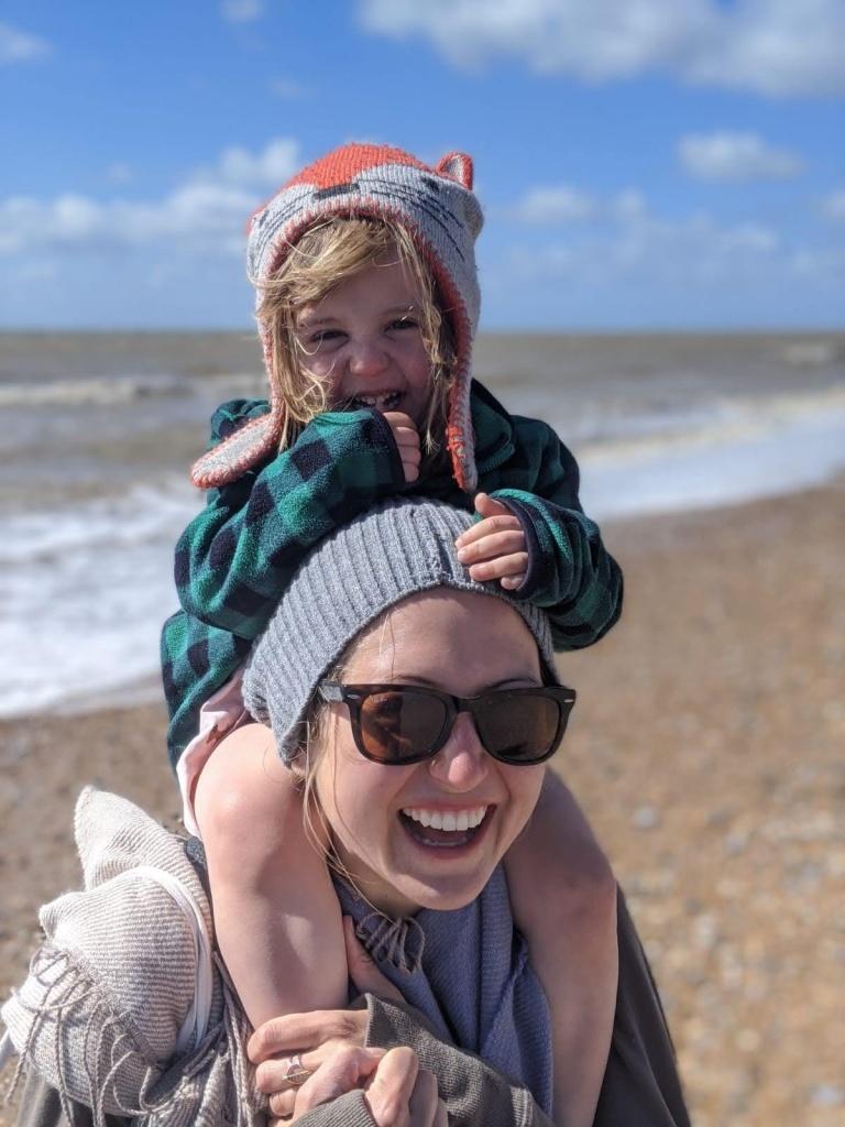 Postpartum Plan founder, Meg Murray Jones